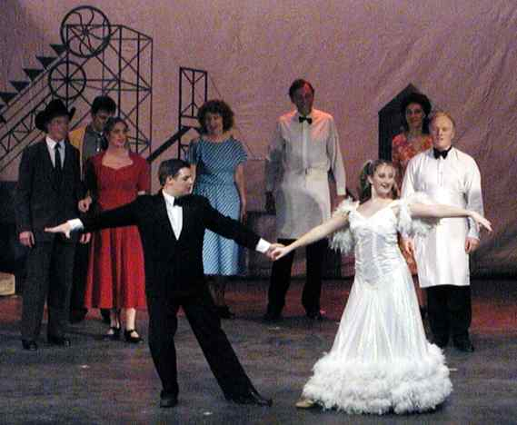 Picture from Broxbourne Crazy For You