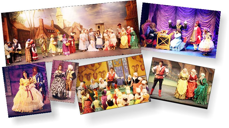 show pictures from broxbourne disney's beauty and the beast