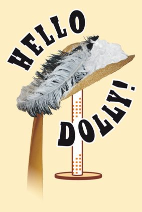 logo Broxbourne Hello Dolly at Civic Theatre