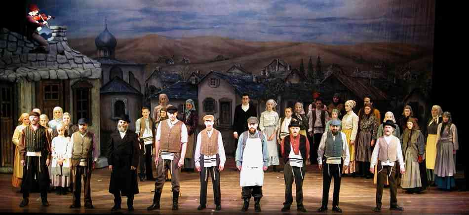 Perfect Fiddler On The Roof: Tradition