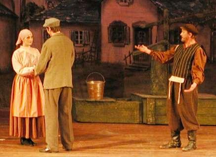Fiddler On The Roof. Fiddler on the roof: Tevye