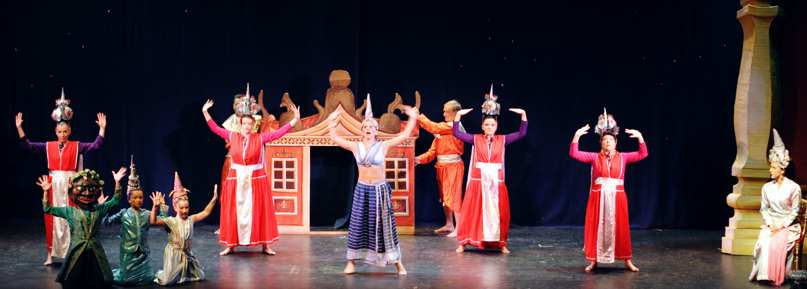 Broxbourne The King and I -- Uncle Thomas Ballet Scene (show picture)